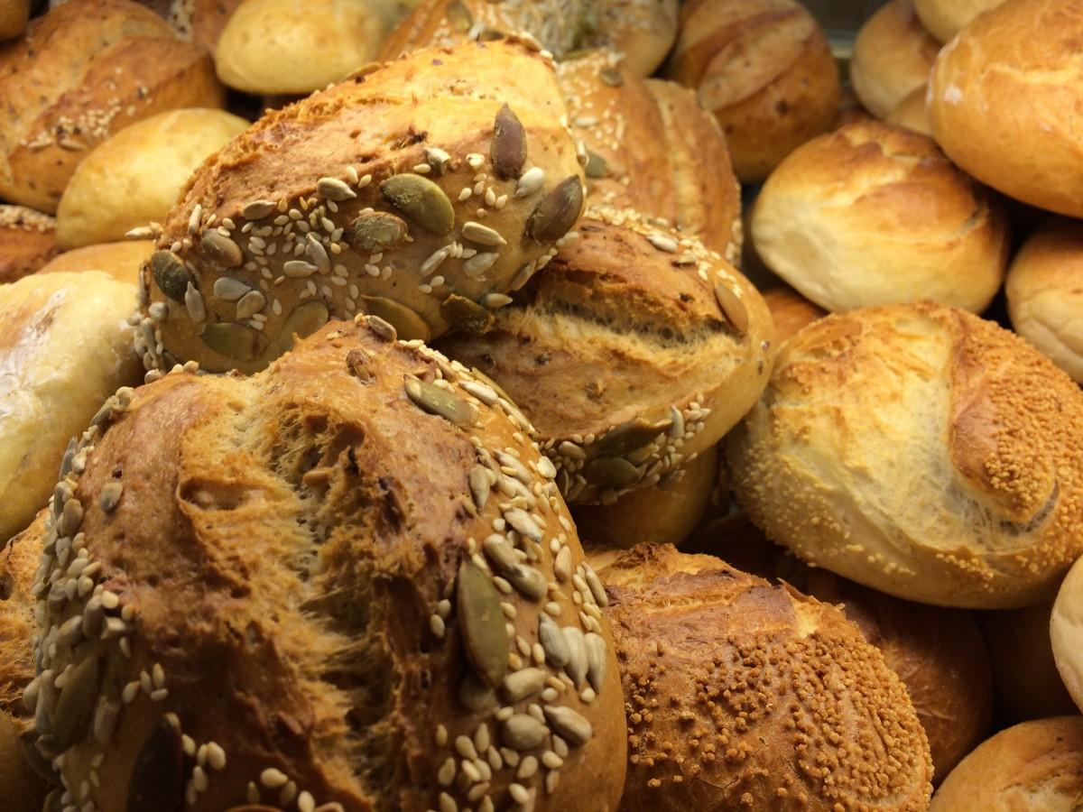 Cosa contiene il pane senza glutine?