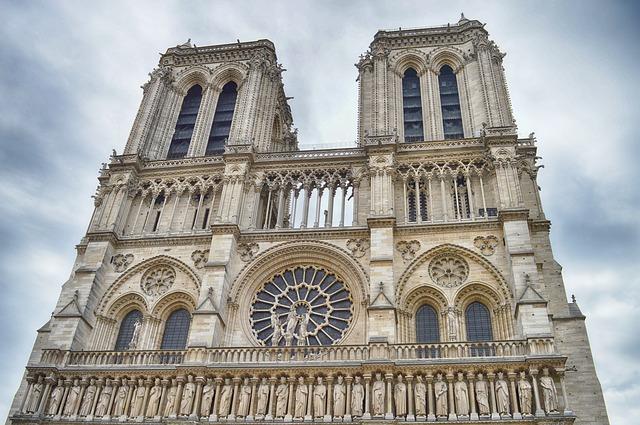 Omaggio a Notre Dame