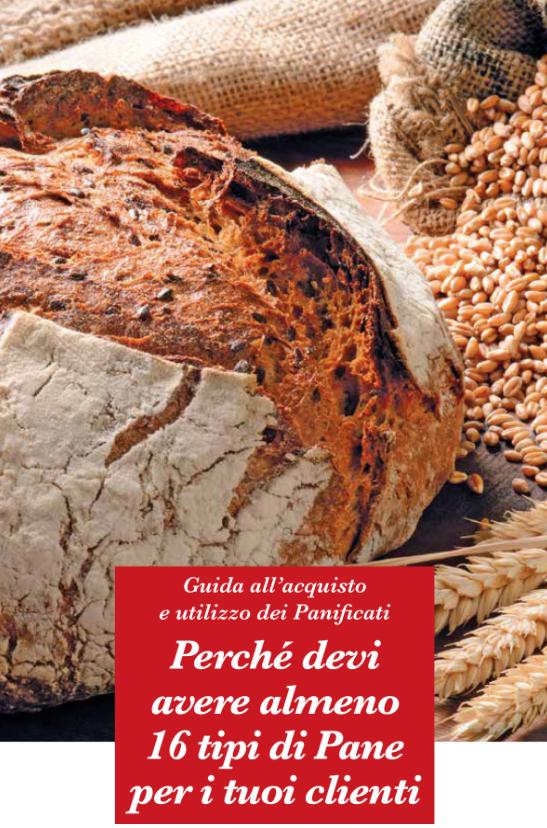 16 tipi di pane, non uno di meno