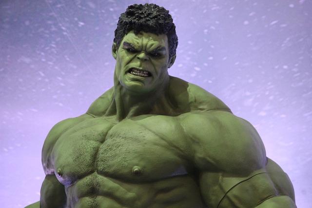Verde Hulk, ed è subito cinema