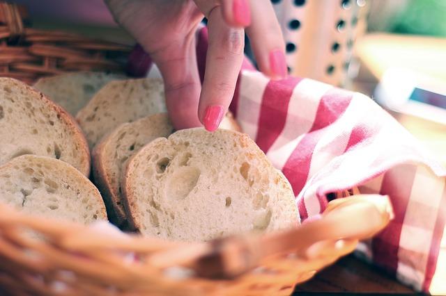 Voglio pane e marmellata!