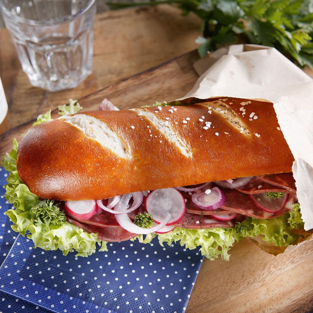 Quando il sandwich vuole di più