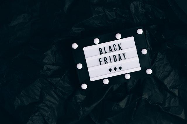 Venerdì è Black Friday!